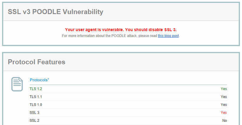 Qualys Client Test Vulnerable