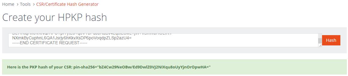 pkp pub key hash complete