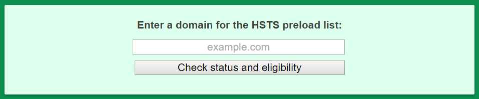 hsts preload site