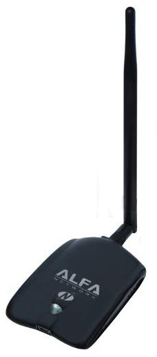 alfa wifi module