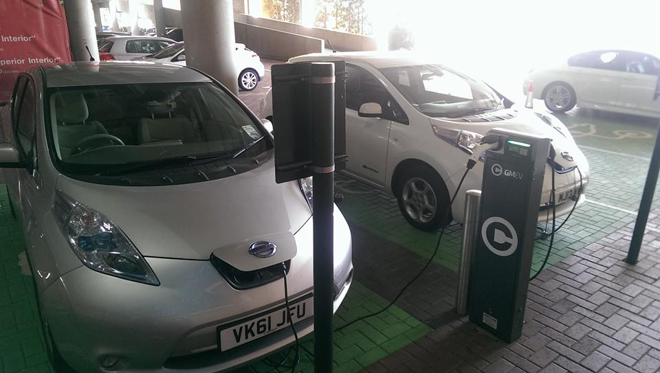 charging at trafford centre