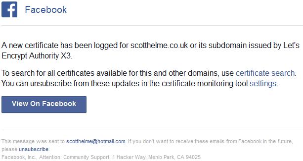 scott ct notification
