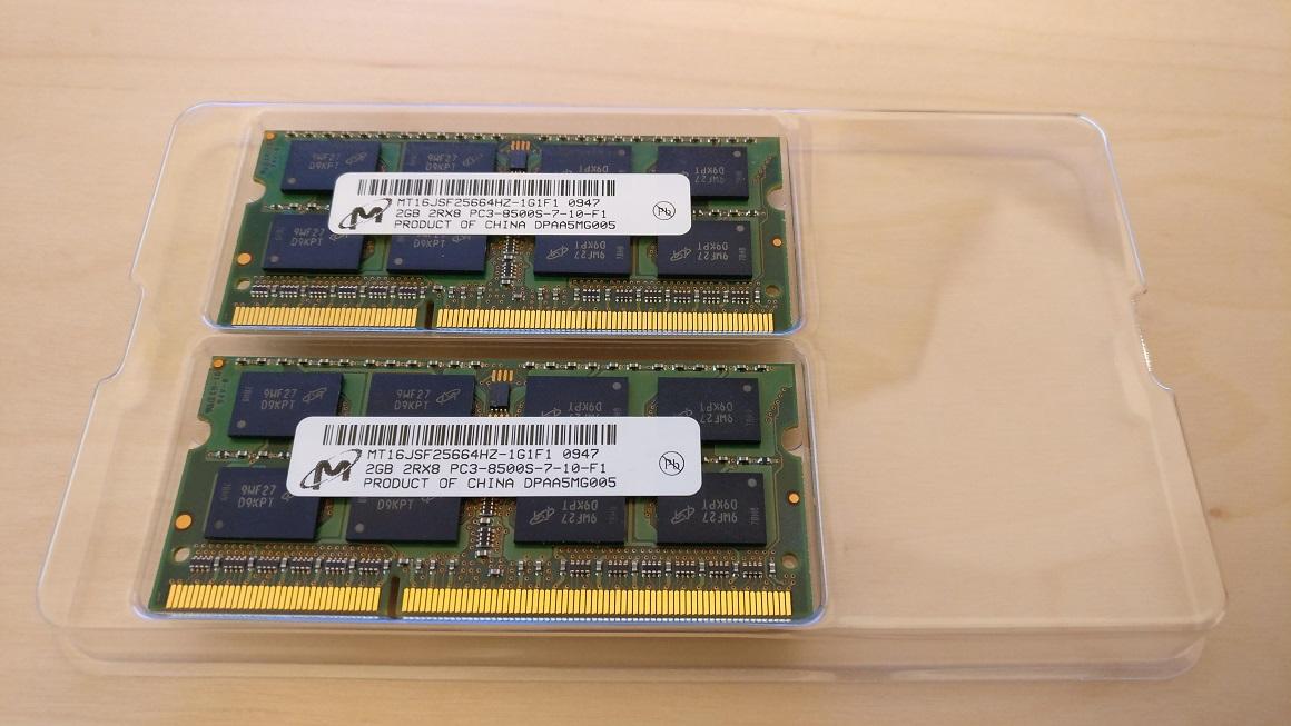 4GB RAM