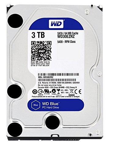 WD Blue HDD