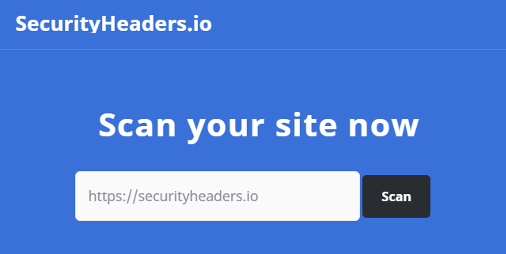 securityheaders.io update